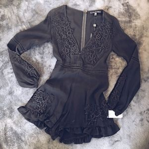 For Love and Lemons Lilou Romper